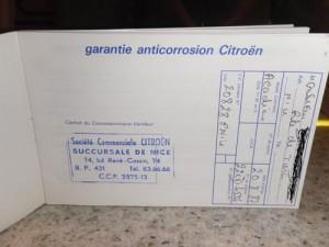 document acadiane